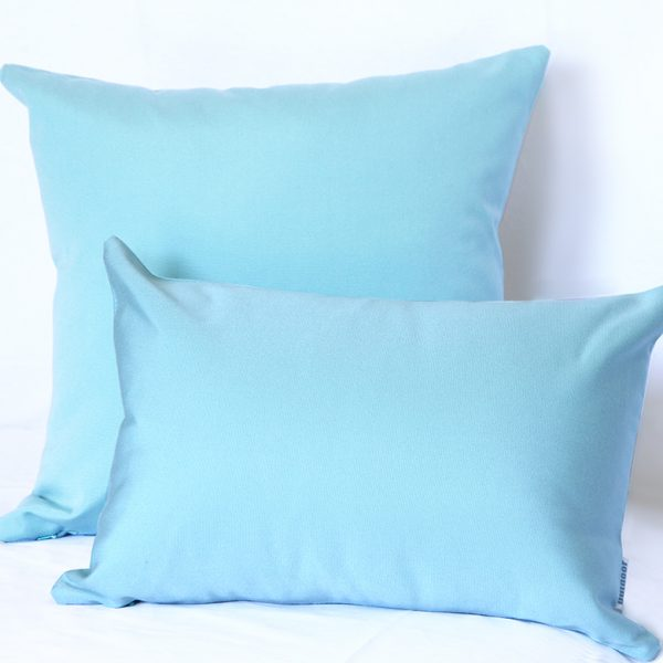 Aqua Blue Sunbrella Outdoor Cushion