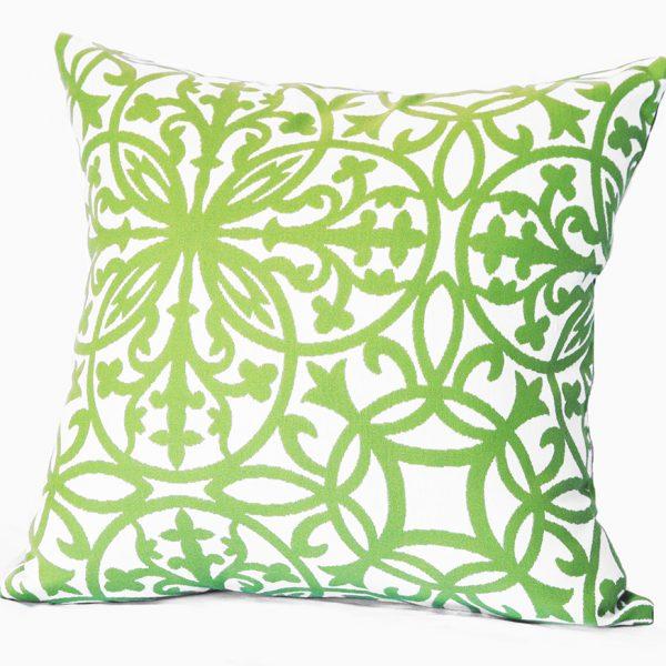 Amalfi - Lime 85x85cm floor cushion