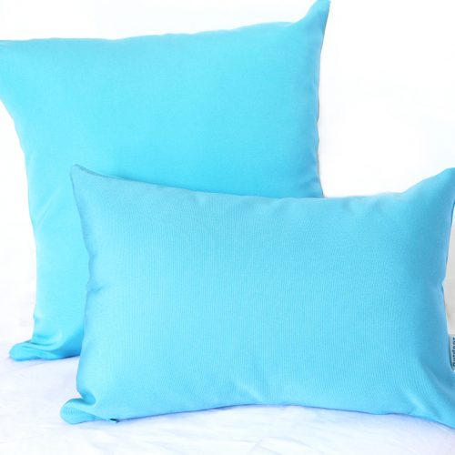 Turquoise Outdoor Cushion - Outdoor Interiors Australia
