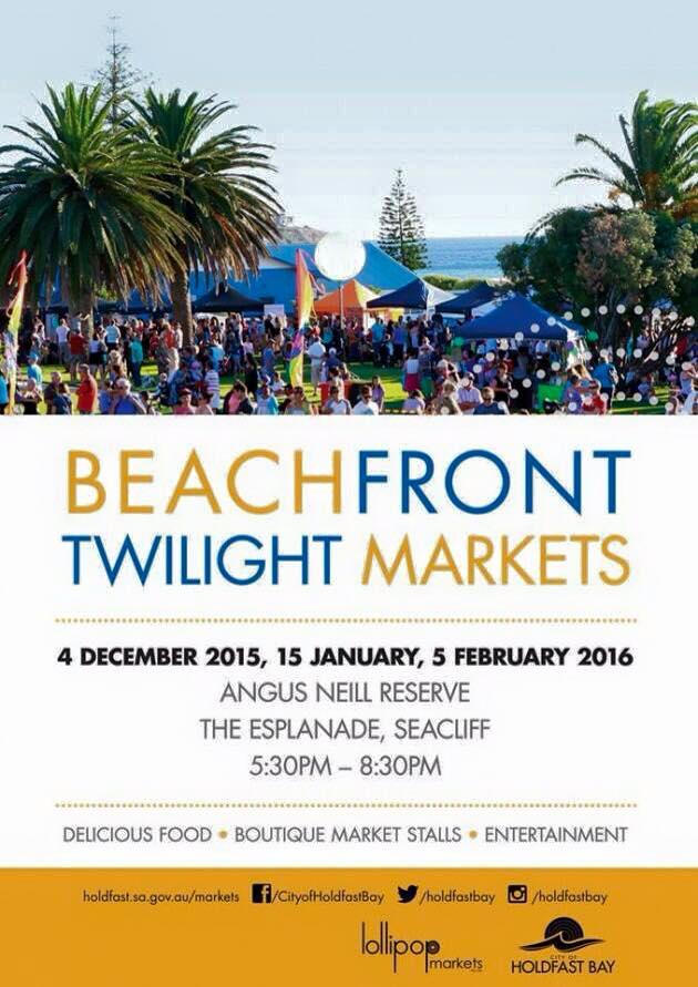 Lollipop Twilight Markets - 5th of February 2016