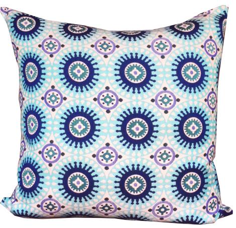 Marrakesh - Blue 85x85cm Floor Cushion