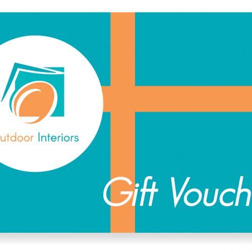 Gift Voucher - Outdoor Interiors