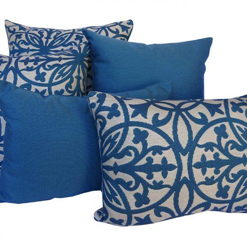 Amalfi - Steel Blue - Outdoor Interiors
