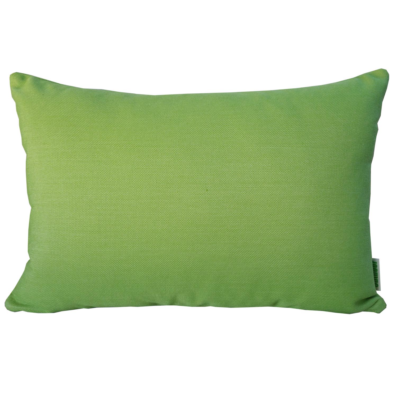 Parrot Green 30x45cm Sunbrella outdoor cushion - Outdoor Interiors