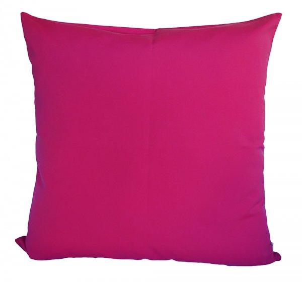 Pink 45x45cm Sunbrella outdoor cushion