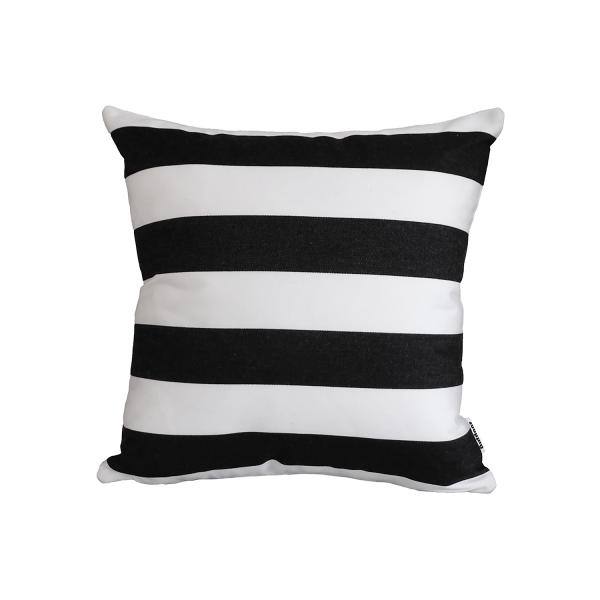 Sunbrella Outdoor Cushion – Positano – Black