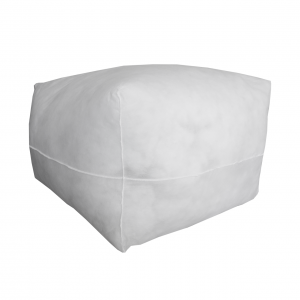 Recyled PET Ottoman Inserts with 100% PET fibre