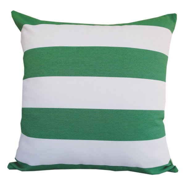 Monte Carlo Green Sunbrella outdoor cushion