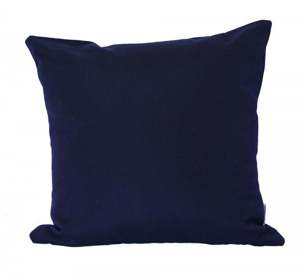 Navy 85x85cm floor cushion