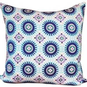 Marrakesh – Blue 85x85cm Floor Cushion