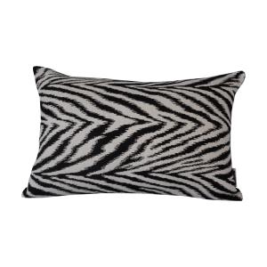 Outdoor Cushion – Sunbrella – Zanzibar – Black