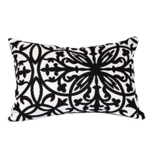 Amalfi – Black – Outdoor Cushion