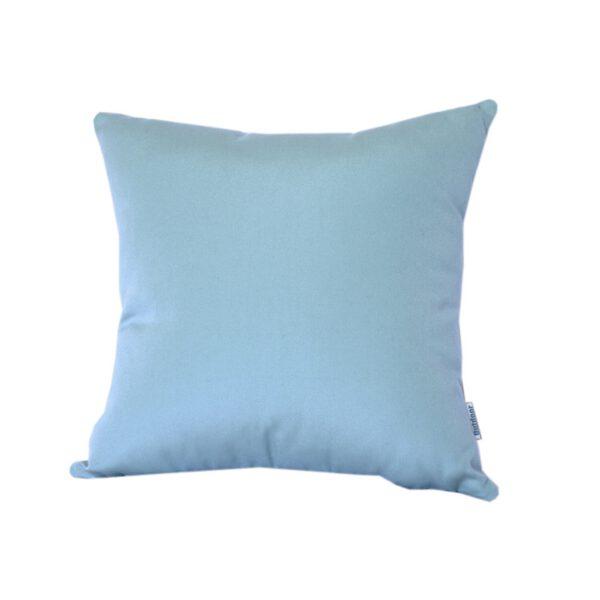 Aqua Blue 45x45cm Sunbrella outdoor cushion