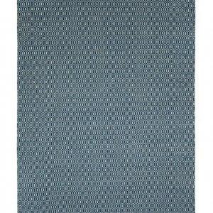Bekal – Indigo Blue – Handwoven P.E.T. Outdoor Rug