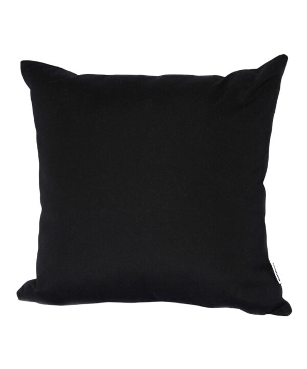Black Sunbrella Outdoor Cushion