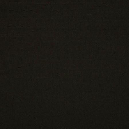 Black Sunbrella canvas swatch