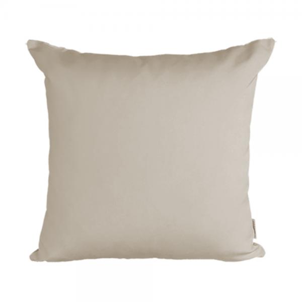 Bone 45x45cm Sunbrella outdoor cushion from Outdoor Interiors