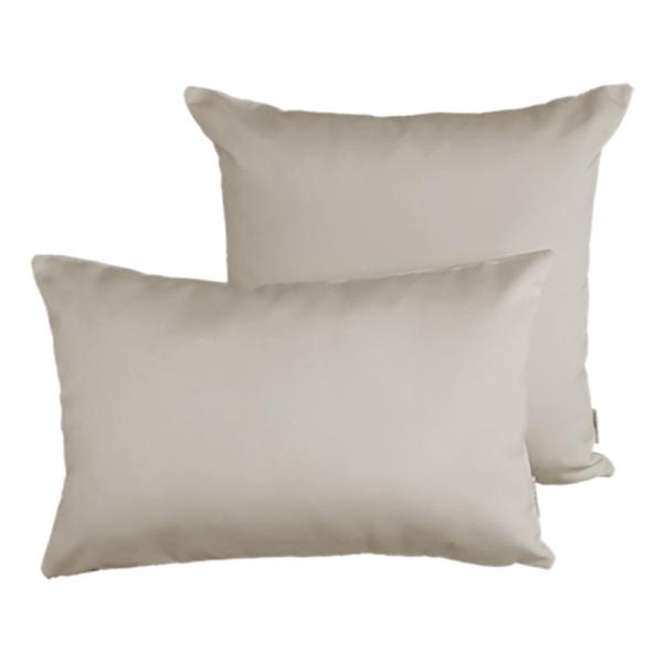 Bone Group Sunbrella outdoor cushion from Outdoor Interiors