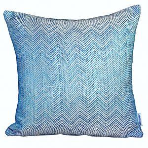 Chevron – Turquoise – Outdoor Cushion