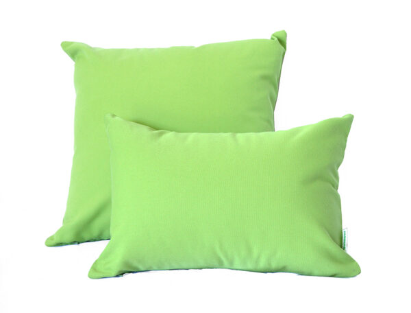 Lime Group Sunbrella Fade and Water Resistant outdoor cushions