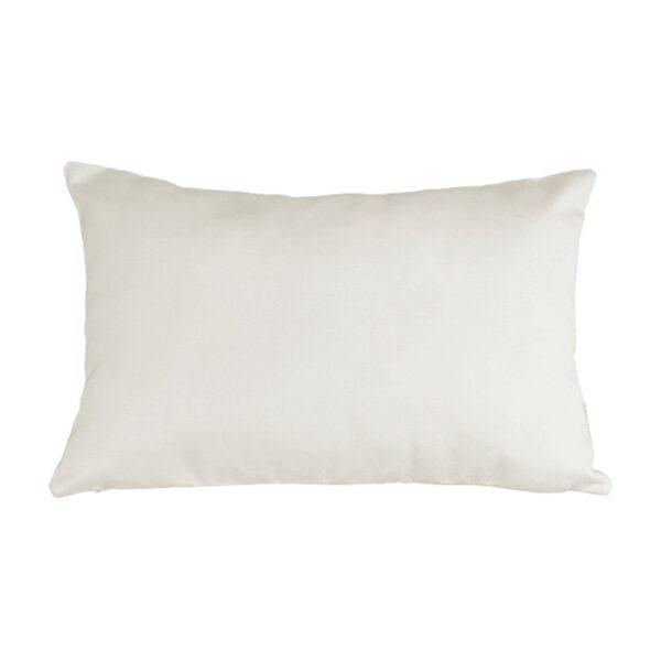 Off White 30x45 Sunbrella outdoor cushion