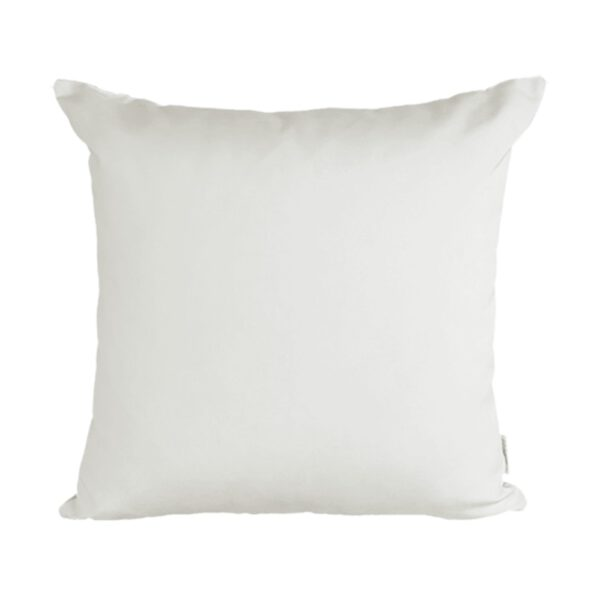 Off White Sunbrella fade and water resistant outdoor cushion