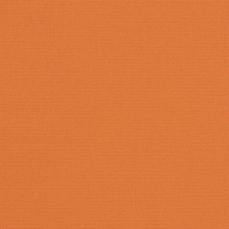 Orange Sunbrella swatch