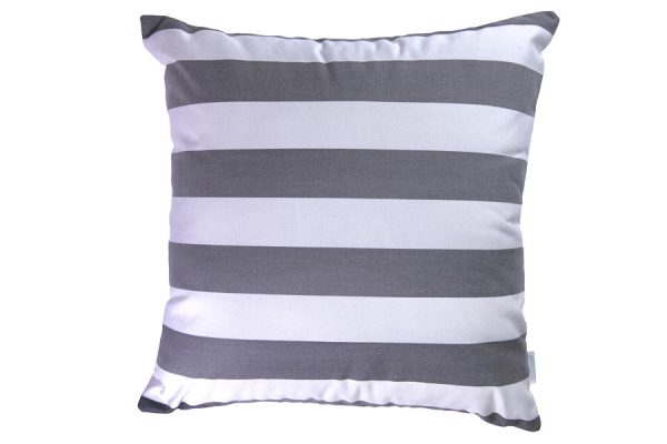 Positano Grey Sunbrella Outdoor Cushion