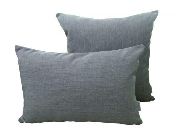 Silver Grey Sunbrella Outdoor Cushions