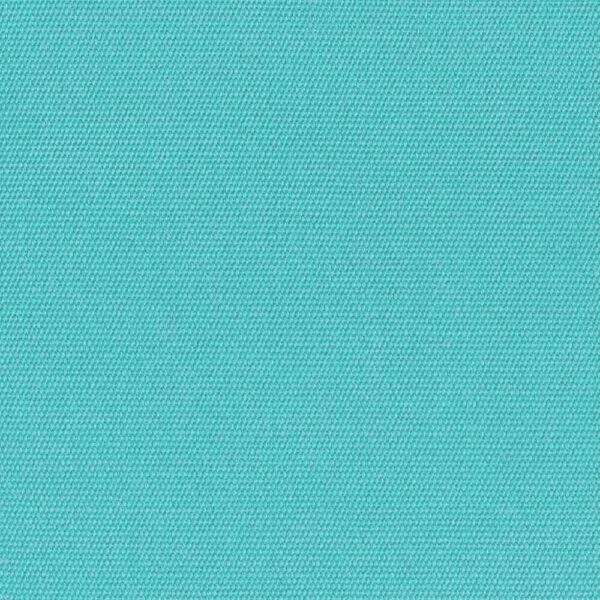 Turquoise fabric swatch