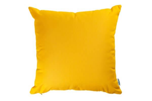 Yellow Sunbrella Outdoor Cushion