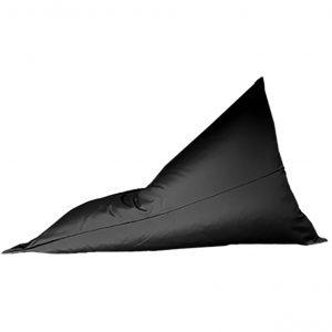 Black Outdoor Bean Bag