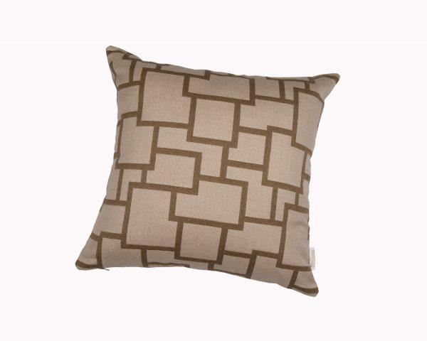 Bordeaux Teak 40x40cm Sunbrella outdoor cushion from Outdoor Interiors
