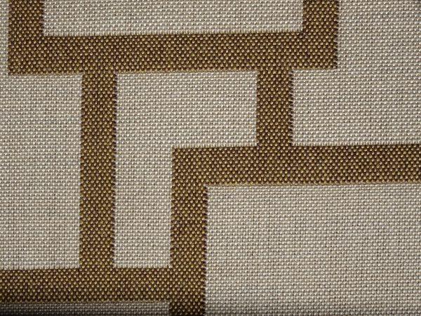 Bordeaux Teak close up Sunbrella fabric swatch