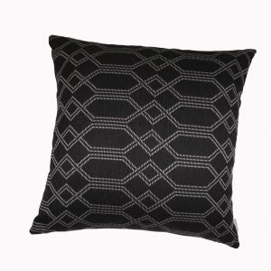 Navajo – Charcoal-Grey – Outdoor Cushion