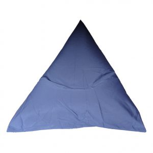 Navy Outdoor Bean Bag