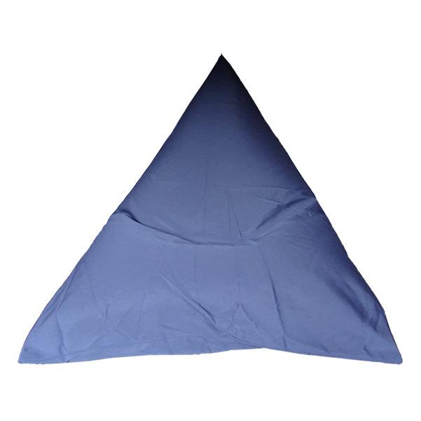 Navy Outdoor Bean Bag Sunbrella canvas