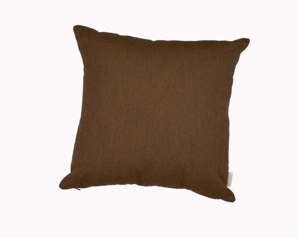 Teak 45x45cm Sunbrella outdoor cushion from Outdoor Interiors