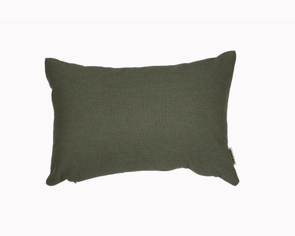 Fern Green 30x45cm Sunbrella outdoor cushion from Outdoor Interiors