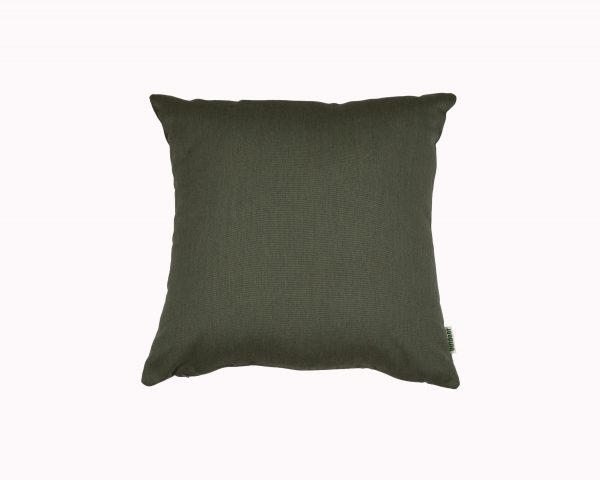 Fern Green 45x45cm Sunbrella outdoor cushion from Outdoor Interiors