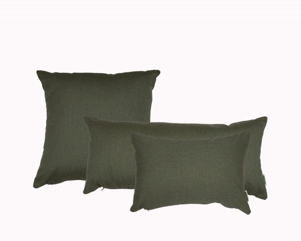 Fern Green Group Sunbrella outdoor cushion from Outdoor Interiors
