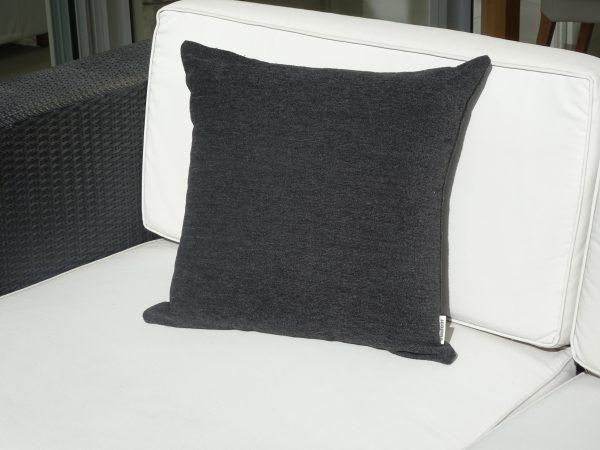 Loft Grey 45x45cm Sunbrella outdoor cushion