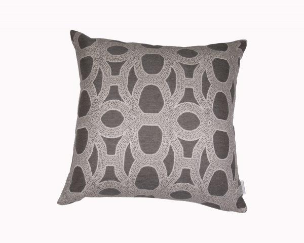 Seychelles Grey 50x50cm Sunbrella Outdoor Cushions