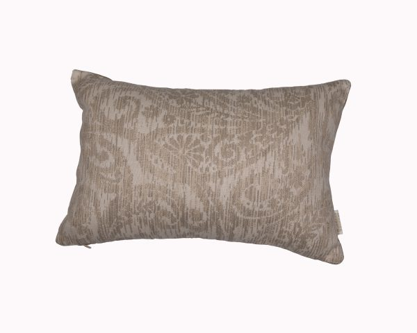 Chennai Heather Beige 30x45cm Sunbrella outdoor cushion from Outdoor Interiors