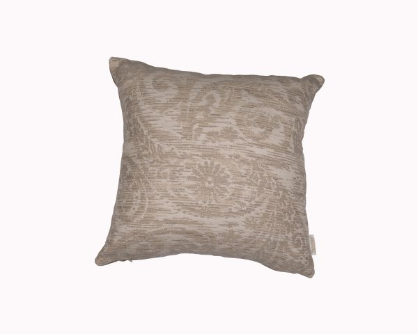 Chennai Heather Beige 40x40cm Sunbrella outdoor cushion from Outdoor Interiors