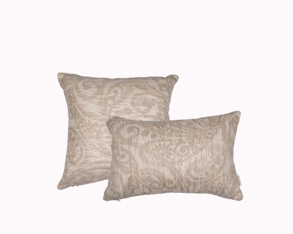 Chennai Heather Beige Group Sunbrella outdoor cushion from Outdoor Interiors