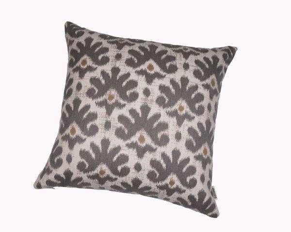 Mykonos Grey 50x50cm Sunbrella outdoor cushion from Outdoor Interiors