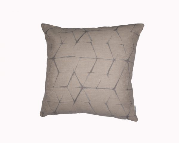 Narita Cream 50x50cm Sunbrella outdoor cushion from Outdoor Interiors