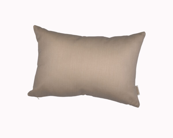 Vellum Cream 30x45cm Sunbrella outdoor cushion