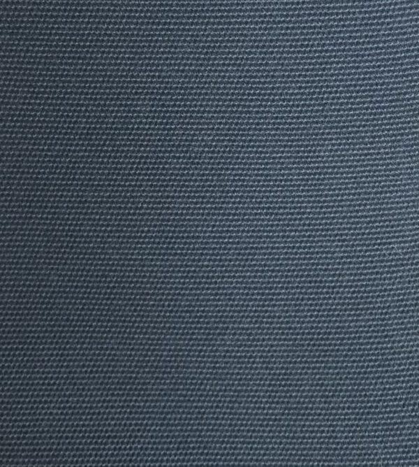 Blue Sunbrella fabric swatch